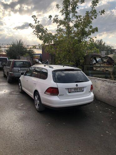 Volkswagen в Кыргызстан: Volkswagen Golf Variant 1.9 л. 2009 | 280000 км