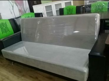 Новый диван и наличи есть расцветки есть раскладной диван телф в Бишкек