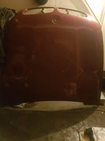 Продаю капот крыло бмв х6 х5 е70 е53 в Бишкек