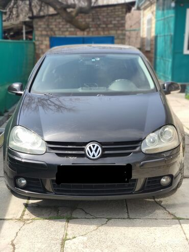 Транспорт - Беш-Кюнгей: Volkswagen Golf 2 л. 2006   130000 км