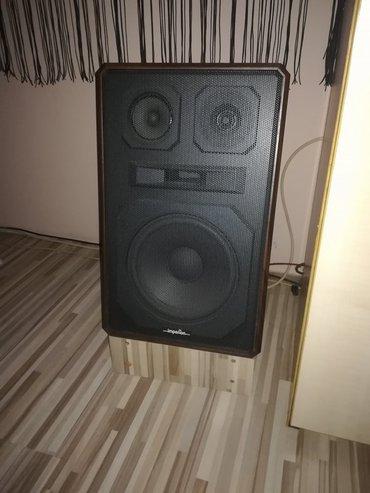 Itt imperion br 4-100 100/60w  savrseni zvucnici nemacke proizvodnje,  - Nis
