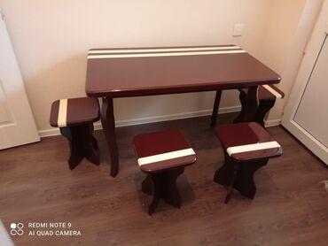 Masa ve oturacaqlar.Buyurun siz de bizden sifaris edin