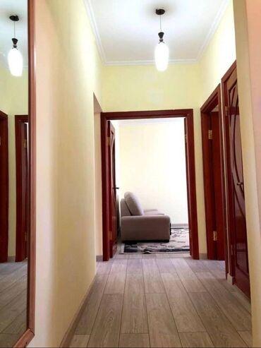 Продажа квартир - 2000 - Бишкек: Индивидуалка, 3 комнаты, 70 кв. м Бронированные двери