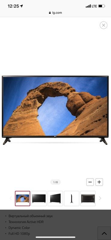 Телевизор LG 49LK5910 в Бишкек
