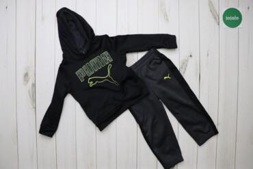 Дитячий спортивний костюм Puma, вік: 2-3 р., зріст: 92-98 см   Довжина