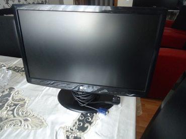 Bakı şəhərində Monitor LG Flatron 22 ekran əla vəziyyətdədir.Problemsiz