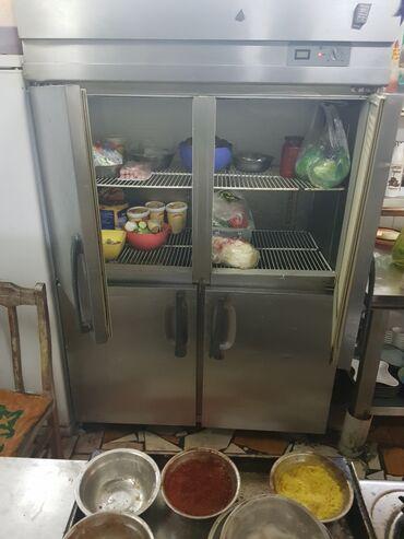 веб камеры sven в Кыргызстан: Б/у Side-By-Side (двухдверный) Серебристый холодильник
