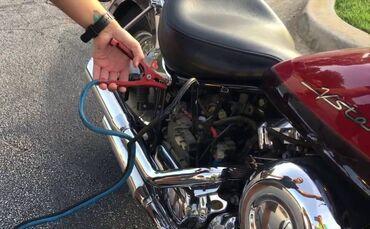 перешить панель авто в Кыргызстан: Скутерлер / мопеддер / мотоциклдер үчүн аккумуляторлор сатылат  Арзан