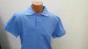 Мужские футболки поло. Размеры от S до ХХХL.Три расцветки.Цены в Бишкек