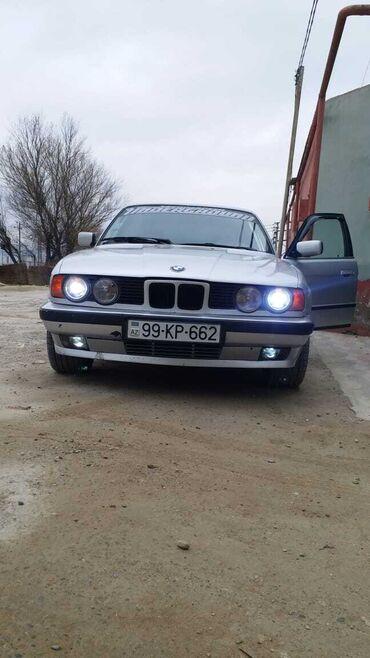 avto mübadiləsi - Azərbaycan: BMW 520 2 l. 1993 | 20000 km