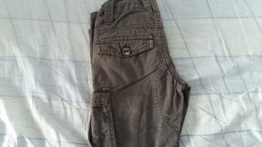 Pantalone za dečake od 6god.nosene ali u extra stanju.Imaju lastis za - Petrovac na Mlavi
