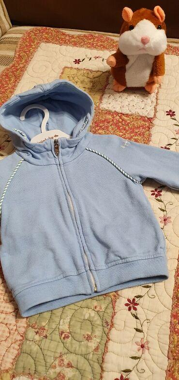 Туй голубые ели - Кыргызстан: Продаю ветровку от Финского бренда Lgufo, возраст на 3- 6 месяцев. Сос