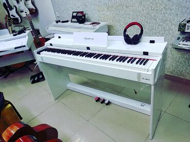 виолончель музыкальный инструмент в Азербайджан: Piano Elektron PianinoYeni Keyfiyyətli Orginal Model Pianino88