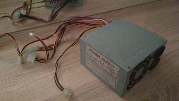 Sumqayıt şəhərində Qida bloku Power supply 350 watt digerleri de var daha guclu  15 azn
