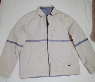 Мужская куртка двухсторонняя, фирменная, размер М в Бишкек