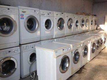 бу стиральная машина автомат in Кыргызстан   СТИРАЛЬНЫЕ МАШИНЫ: Фронтальная Автоматическая Стиральная Машина 5 кг