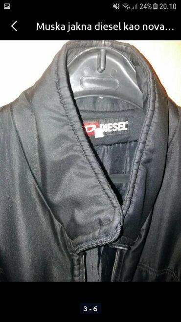Muška odeća | Sokobanja: Muska jakna kao nova .pogledajte i ostale moje oglase