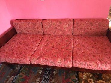Продаю диван в хорошем состоянии  в Бишкек