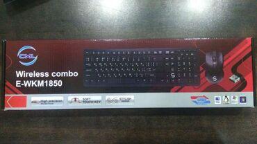 Yeni - CML Keyboard + mouseSadə işlər üçün əvəzedilməz 2si 1ndə USB10