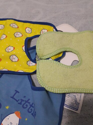 Aparat za zavarivanje - Nis: Pamucne portikle za bebe. Tri za 450 din. Novooo!