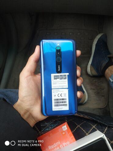 Б/у Xiaomi Redmi 8 32 ГБ Синий