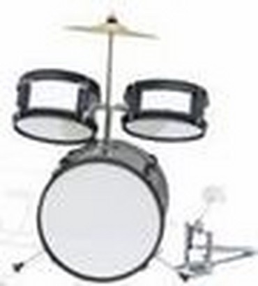 NOVO - Pravi ,mali setovi bubnjeva sa bas pedalom i cinelom,rade kao i - Novi Sad