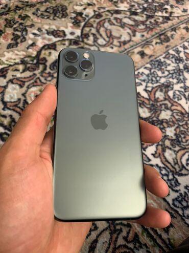 айфон 6 16 гб цена бу in Кыргызстан | APPLE IPHONE: IPhone 11 Pro | 64 ГБ | Зеленый Б/У | Гарантия, Face ID