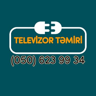 Təmir | Televizorlar | Evə gəlməklə