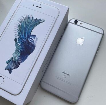 Б/У iPhone 6 16 ГБ Серый (Space Gray)