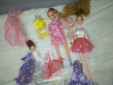 Распродажа кукол так как я уже в Бишкек