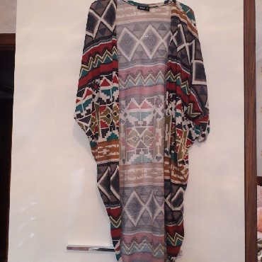 yüngül qadın sviterləri - Azərbaycan: Jaket uzun yungul yumsag materiali var.standart olcu(36,38,40,42,44)