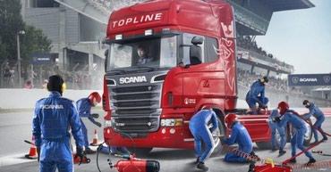 Профессиональный ремонт грузовых в Бишкек