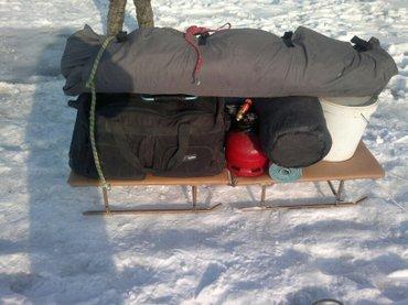 Санки для зимней рыбалки в Бишкек