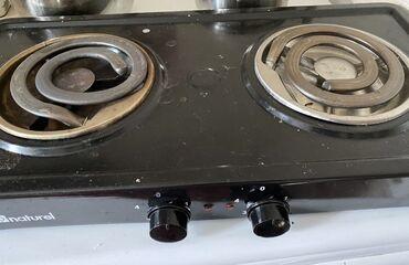 Электро плита пользовались 2 месяца отдам за 1200