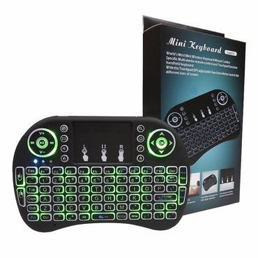 Alcatel-one-touch-318d - Srbija: Tastatura wi-fi mini bezicna qwerty sa osvetljenjemmini qwerty bežična