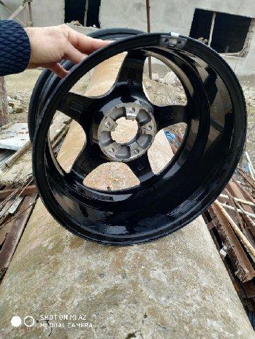 16 disklər - Azərbaycan: Mercedes zapaska diski 16