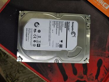 Жёсткий диск 1террабайт