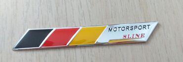 Posao nemacka - Srbija: Motorsport Sline znak za Audi Opel Mercedes VolkswagenZnak