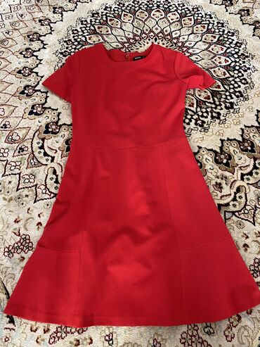 Платья - Красный - Бишкек: Платье Вечернее Mango S