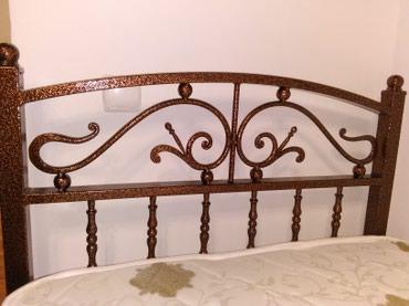 Односпальная кровать 2 м  * 0.8 м. Без матраса. Цена 19000 с. в Бишкек