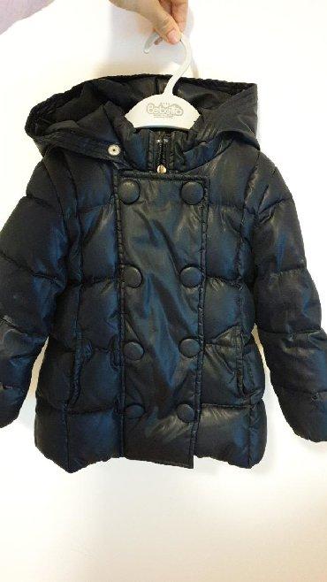 Dečije jakne i kaputi | Vranje: Jakna benetton, vel 92, perjana