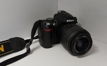Nikon D60—цифровой зеркальный фотоаппарат компанииNikonс