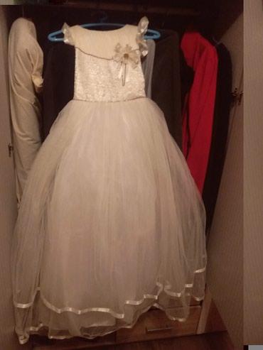 Очень красивое бальное платье .Оочень в Бишкек