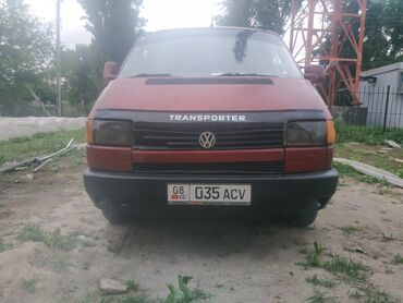 Volkswagen Transporter 1.9 л. 1991