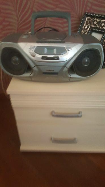 Philips maqnitafon cd li kasetli.Qiymet 40 в Bakı
