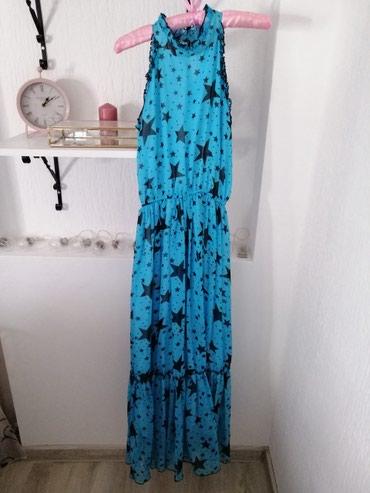 Haljina-bela-duga-cm - Srbija: Duga haljina. 600din