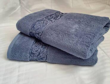 Банные полотенца 70/140 90/150 Товар из Турции