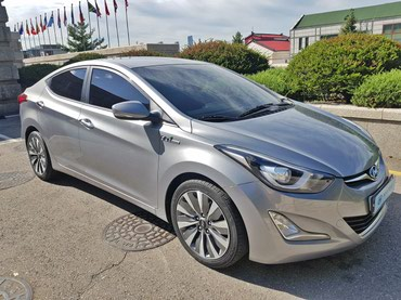 HYUNDAI i40 ELANTRA EXCLUSIVE σε Keramoti