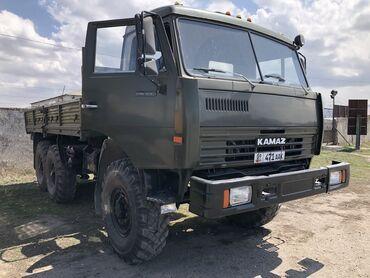камаз бишкек in Кыргызстан | ГРУЗОВИКИ: Камаз 4310 УЧЕБНЫЙ Военный в отличном состоянии. Возможен торг. Есть