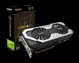 videokarta-256 в Кыргызстан: Видеокарта PALIT GeForce GTX 1070 JetStream 8gb GDDR5 256bit GPU Clock